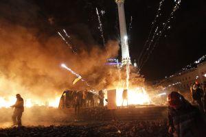 maidan ukrainian ukraine kyiv