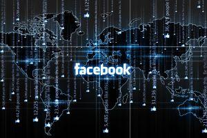 map world map world facebook digital art
