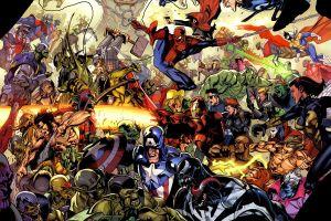 marvel comics comic art comics