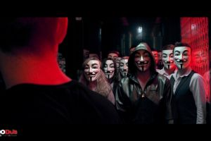 mask anonymous guy fawkes
