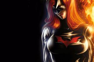 mask superheroines batwoman
