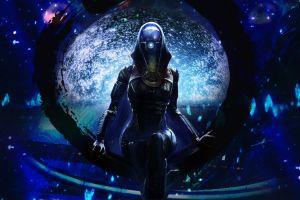 mass effect video games women space tali'zorah