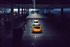 mclaren mp4-12c orange cars vehicle supercars mclaren car white cars
