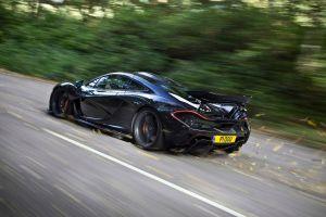 mclaren p1 sports car car