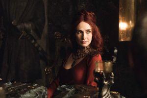 melisandre women game of thrones women carice van houten