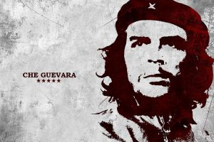 men artwork che guevara