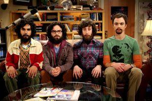 men sitting scientists the big bang theory sheldon cooper beards