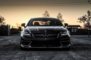 mercedes-benz car black cars mercedes-benz cls 63 amg vehicle