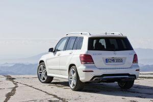 mercedes-benz car mercedes glk white cars vehicle numbers