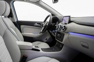 mercedes-benz car vehicle car interior mercedes b-class