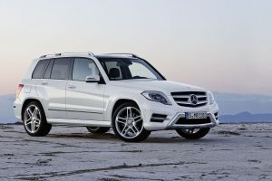 mercedes glk car white cars vehicle mercedes benz
