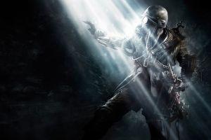 metro: last light video games gas masks