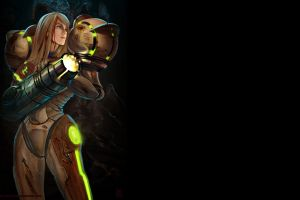 metroid video games samus aran