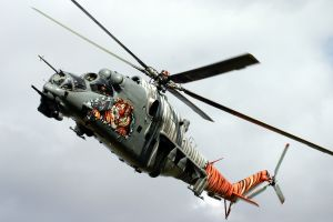 mil mi-24 vehicle helicopters military aircraft mi- 24
