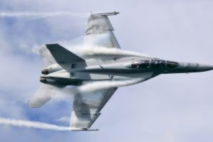 military aircraft airplane contrails f/a-18 hornet military aircraft vehicle