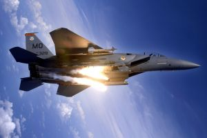 military aircraft military f15 eagle airplane aircraft jets