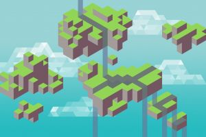 minecraft minimalism video games
