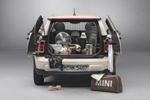 mini cooper clubman vehicle mini clubvan car mini cooper