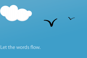 minimalism artwork typography