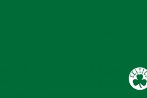 minimalism boston celtics artwork