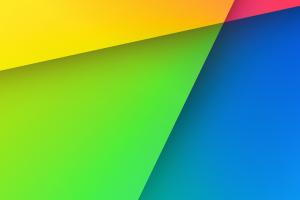 minimalism nexus simple colorful digital art android (operating system)