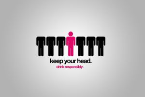 minimalism simple background pink typography public service announcement