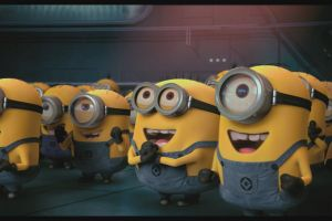 minions despicable me animated movies