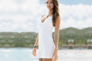 miranda kerr dress model women