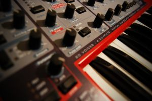 mixing consoles consoles techno synthesizer sound