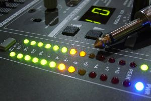 mixing consoles numbers music