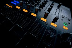 mixing consoles numbers technology