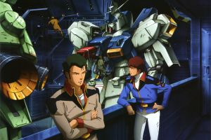 mobile suit gundam mobile suit gundam mobile suit gundam: char's counterattack