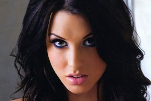 model face alice goodwin women portrait