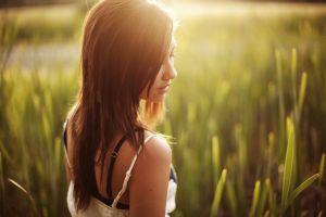 model outdoors face women women outdoors