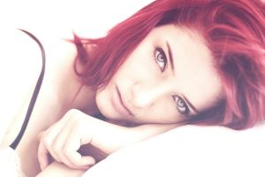 model susan coffey filter women face redhead