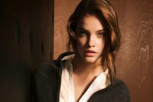 model women looking at viewer brunette barbara palvin