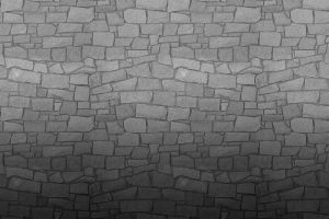 monochrome texture bricks pattern