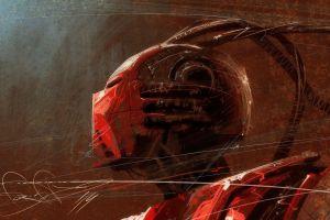 mortal kombat video games artwork futuristic science fiction deviantart cyborg concept art robot