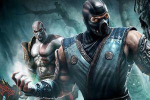 mortal kombat warrior kratos anime anime anime video game warriors anime sub zero kratos sub-zero video games sub-zero