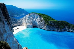 mountains beach nature zakynthos cliff boat sea greek island photography navagio beach shipwreck landscape greece