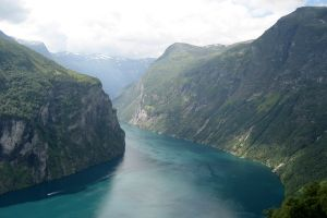 mountains earth landscape