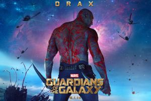 movie poster movies drax the destroyer guardians of the galaxy