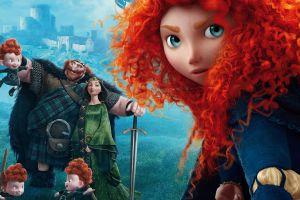 movies disney brave animated movies