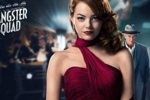 movies emma stone gangster squad