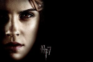 movies harry potter and the deathly hallows emma watson face hermione granger