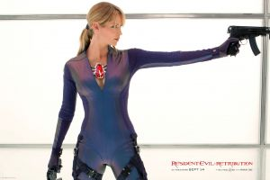 movies jill valentine resident evil: retribution