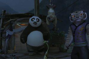 movies kung fu panda screen shot animated movies