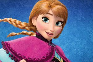 movies princess anna frozen (movie) disney animated movies