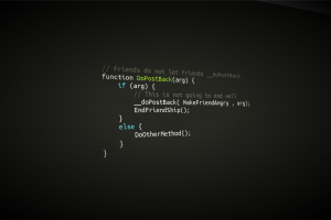 movies programming simple background minimalism code syntax highlighting