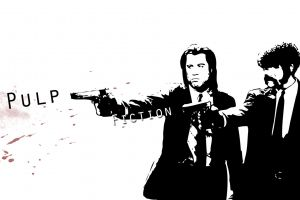 movies pulp fiction john travolta samuel l. jackson
